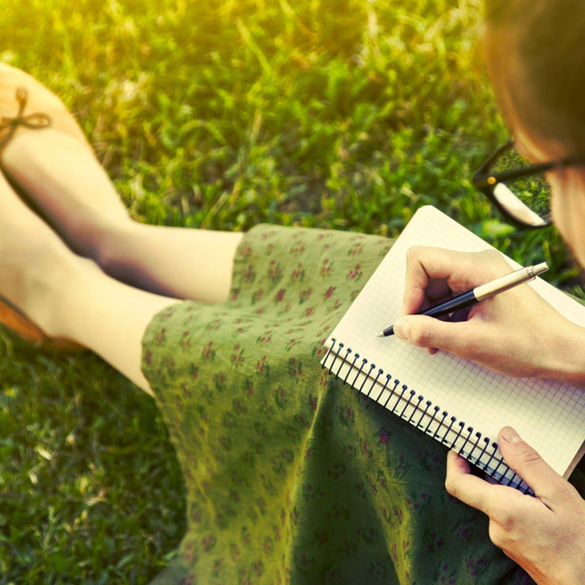 Calmar la ansiedad escribiendo - erasmo dioses